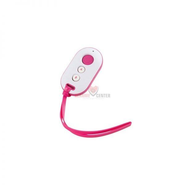 Controle remoto alarme intelbras rosa Xac 4000 smart