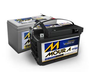 bateria 12v 7Ah de alarme, bateria 12v 7Ah para no-break e segurança, estacionaria