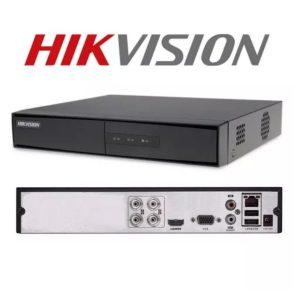 dvr hikvision 4 canais hd ds7204hqhi-f1