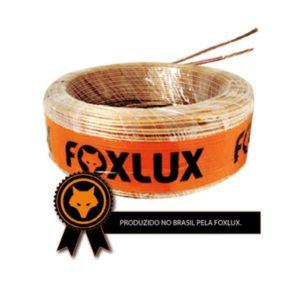 Cabo Paralelo Bicolor Fox