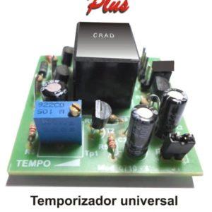 Módulo Temporizador Crad | Alarme Center em Curitiba